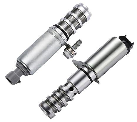 intake cmp actuator solenoid control