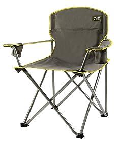 4. TravelChair Slacker Chair Folding Tripod Camp Stool