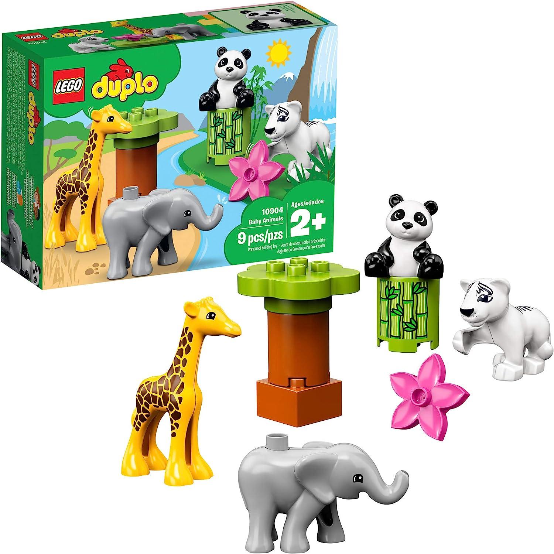 Cow Baby Calf Black Spots Animal 5649 6141 9217 10525 NEW LEGO Duplo