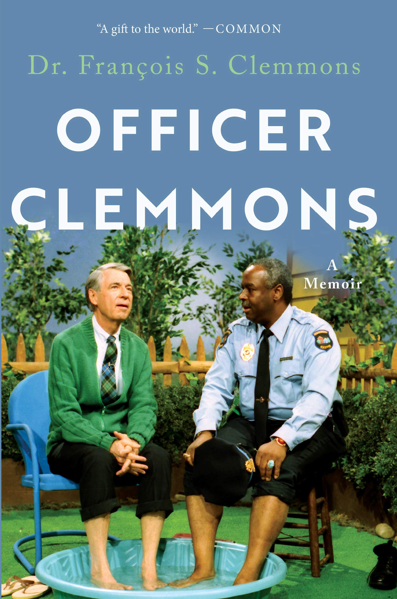 Officer Clemmons A Memoir Clemmons Francois 9781948226707 Amazon Com Books