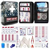 ETROL Upgrade Personal First Aid Kit (117 Piece) - Compact, Lightweight, Portable, Essential Medical Supplies for Backpacking