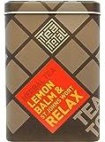 Tea total (ティートータル) / リラックスティー 70g入り缶 ニュージーランド産 (ハーブティー / フレーバーティー  / ノンカフェイン)  【並行輸入品】