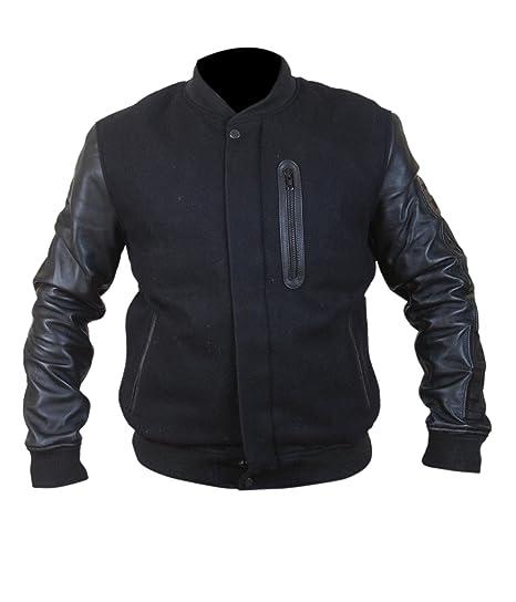 8b3246e2061872 SALTONI Michael B Jordan Kobe Destroyer XXIV Battle Leather Sleeves ...