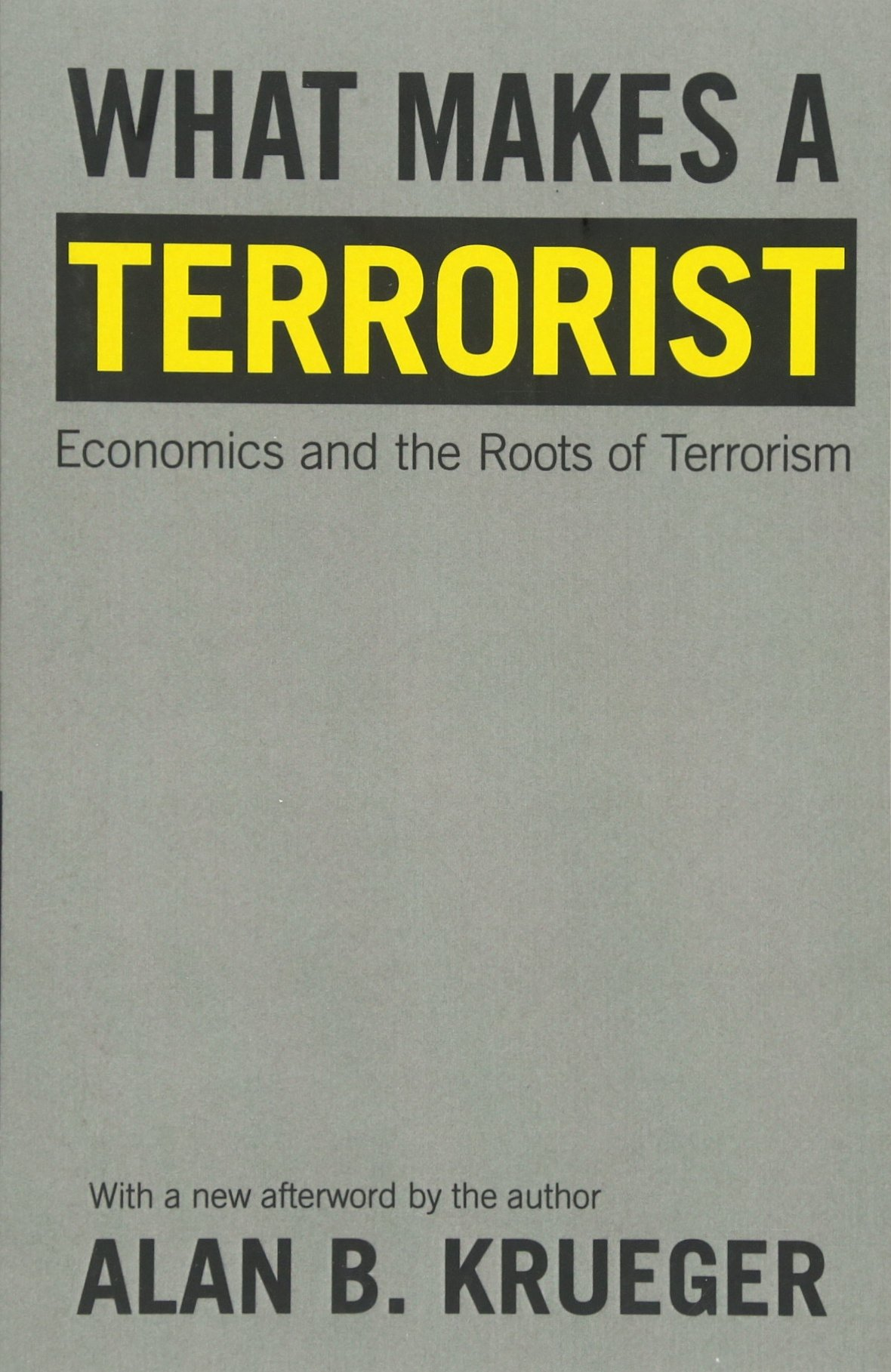 Terrorisms Unanswered Questions