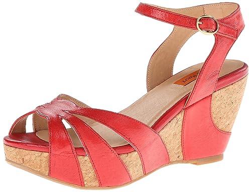 40f79201a444 Miz Mooz Women s Yancy Wedge Sandal
