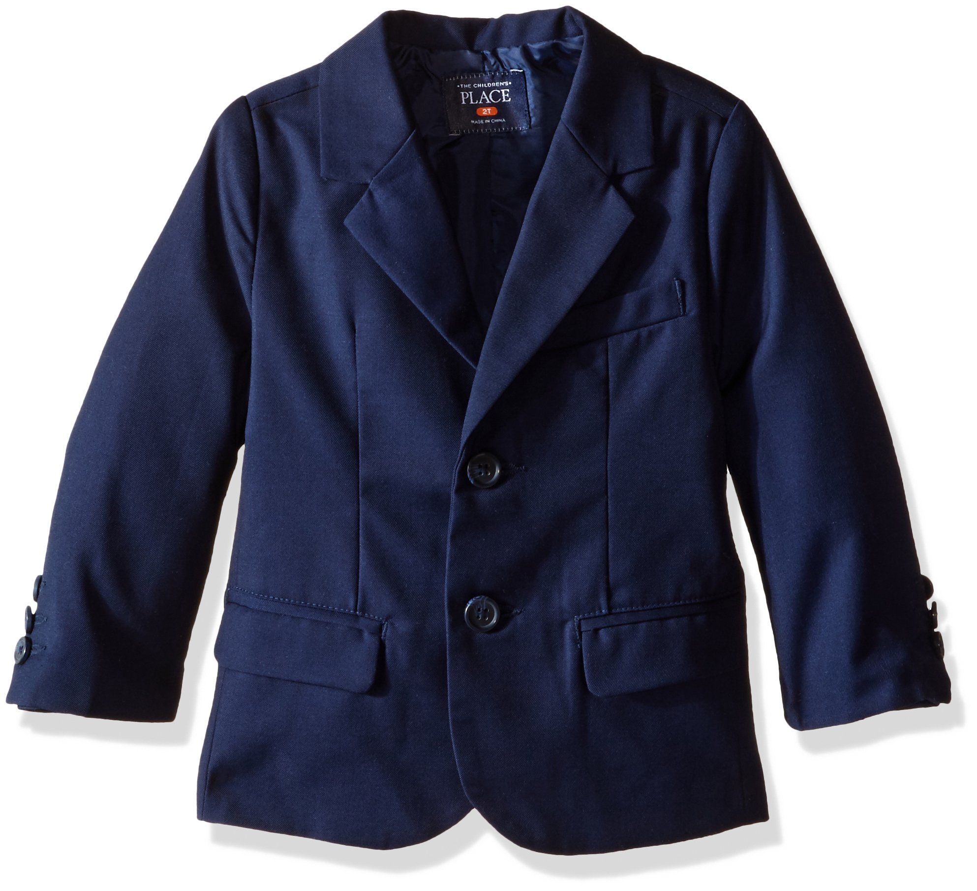 The Children's Place Big Boys' Uniform Blazer, Tidal, 12