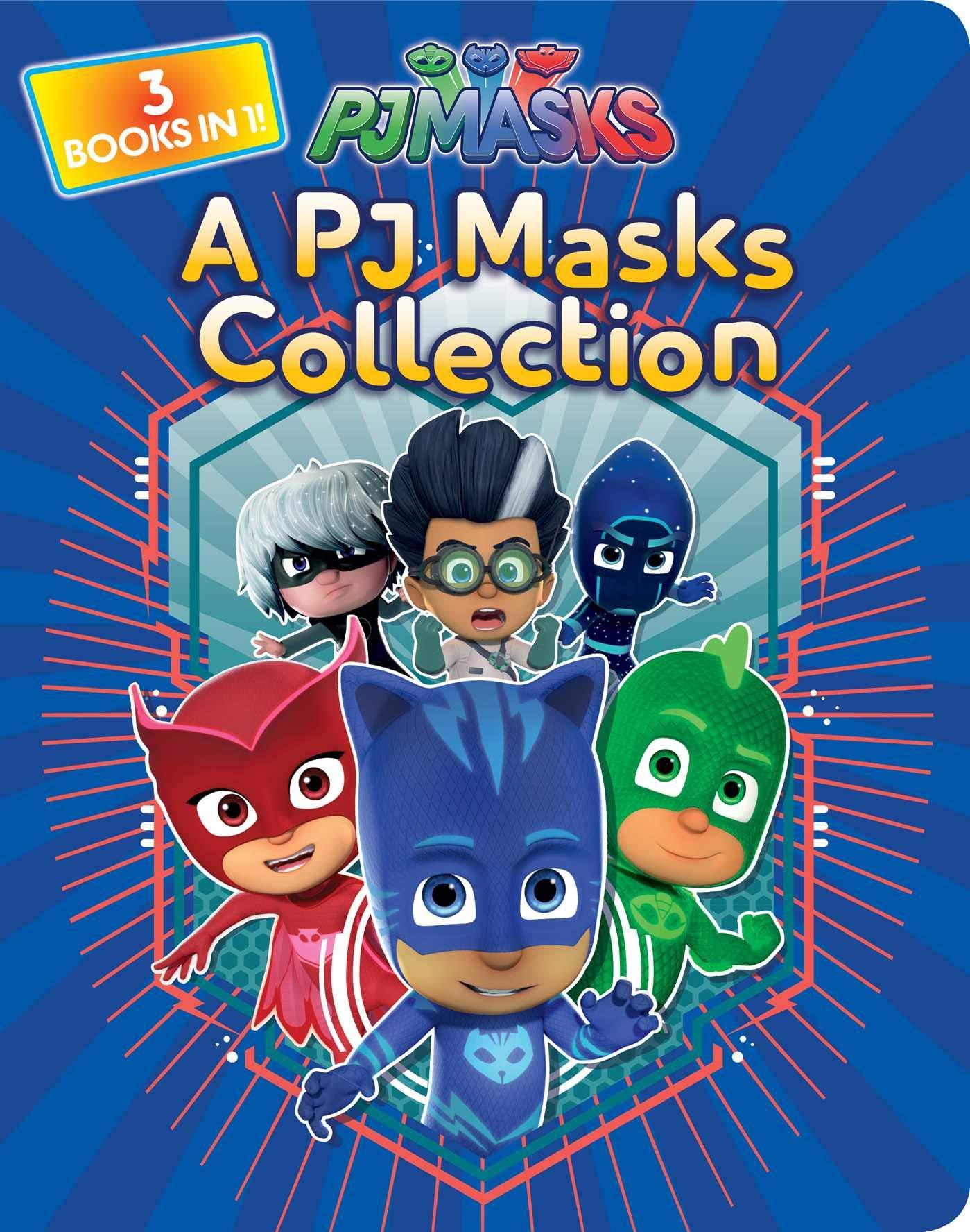 A PJ Masks Collection : Nakamura, May: Amazon.es: Libros