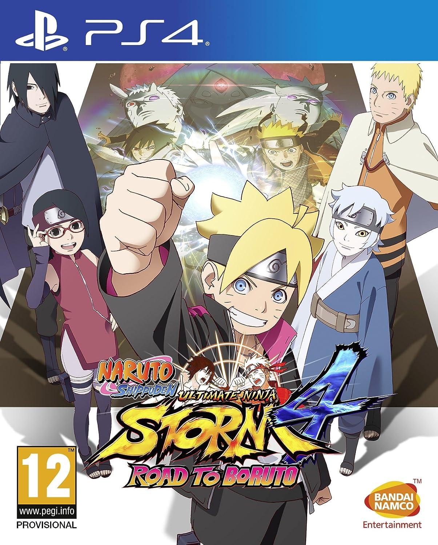 Naruto Shippuden Ultimate Ninja Storm 4: Road To Boruto: Amazon.es ...