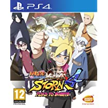 Naruto Ultimate Ninja Storm Trilogy - PlayStation 4 ...