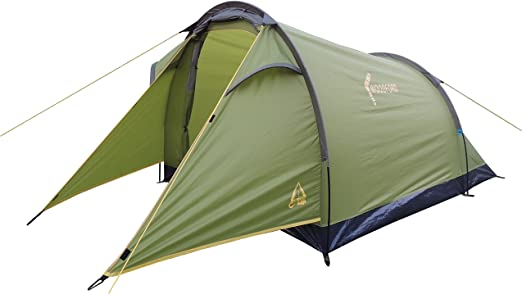 best camp woodford tunnel tent pack size