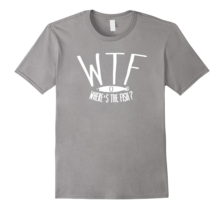 Funny fishing t-shirt OCFD Obsessive Compulsive Fishing Disorder fish bones tee