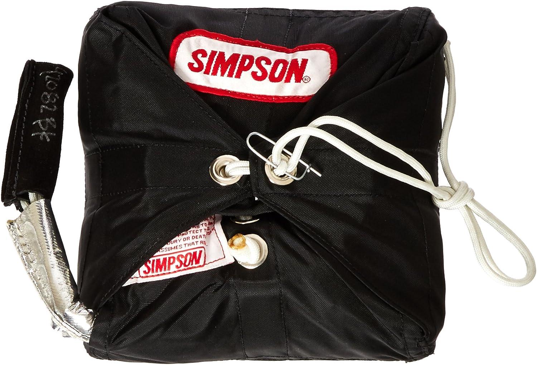 Ladies drag racing parachute bag purse