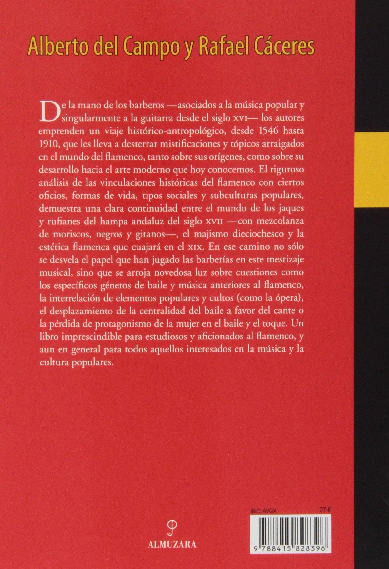 Historia cultural del Flamenco: 1: Amazon.es: Cáceres Feria ...