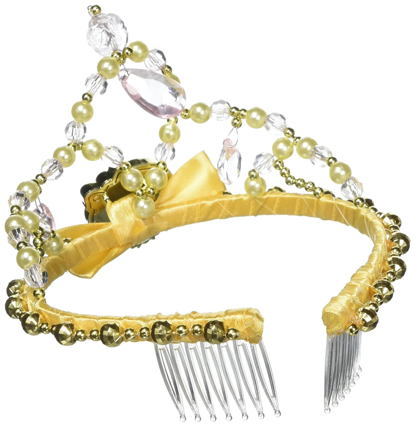 Disguise Costumes Belle Classic Disney Princess Beauty and The Beast Tiara One Size Child One Color