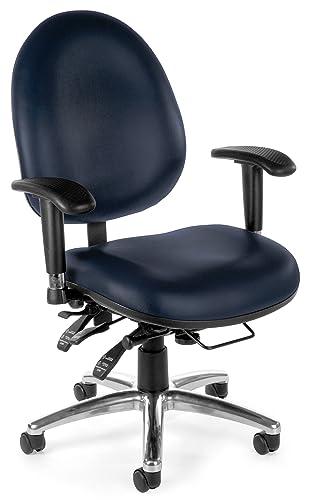OFM 24 7 Vinyl Chair