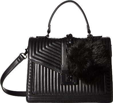 360ea126f2e ALDO Women s Jerilini Black Velvet One Size  Handbags  Amazon.com