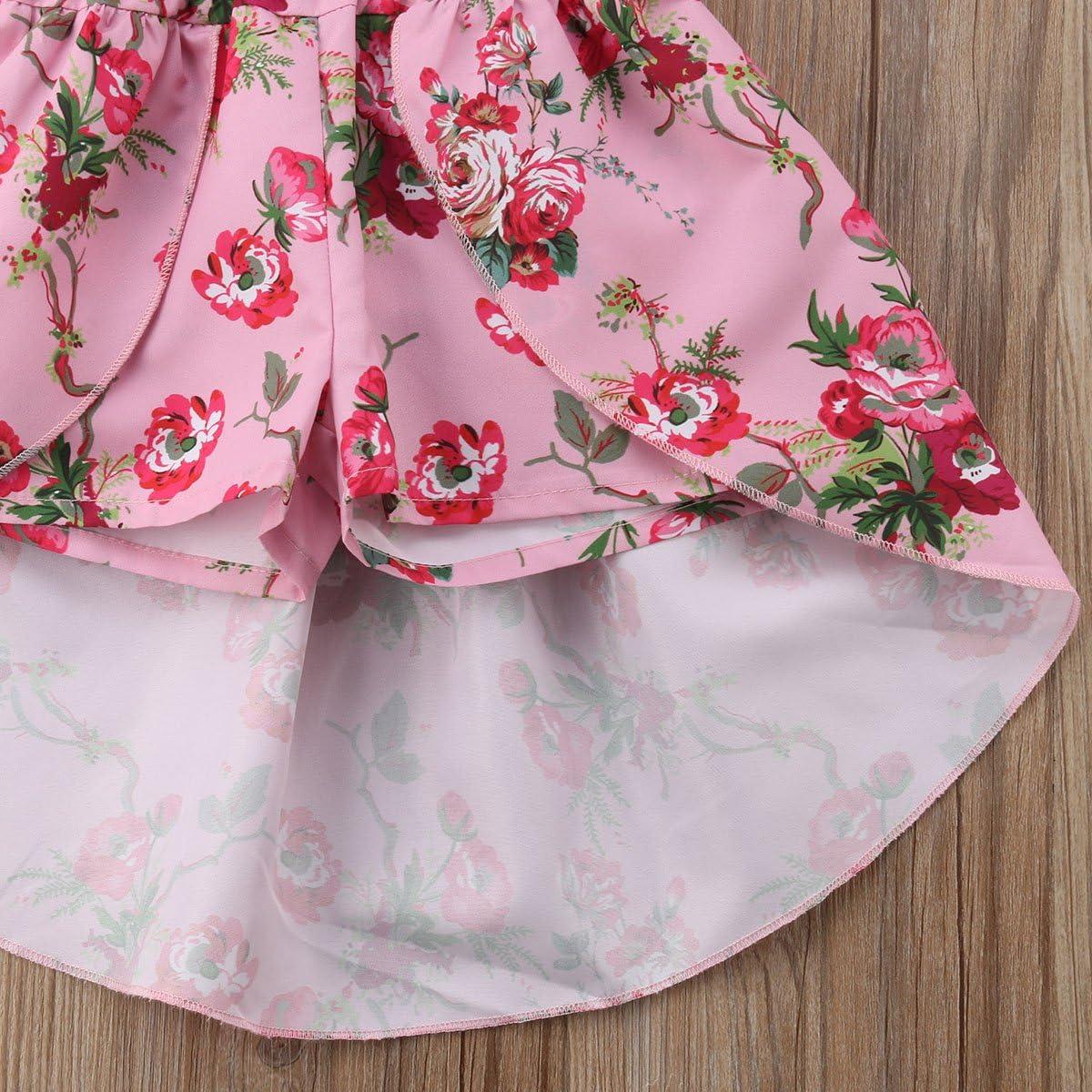 Baby Dress Off Shoulder Ruffle Children Clothing Girl Dresses Designer One Piece Dress