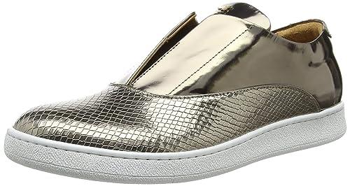 T10 Vira+glra, Womens Low-Top Sneakers Trussardi