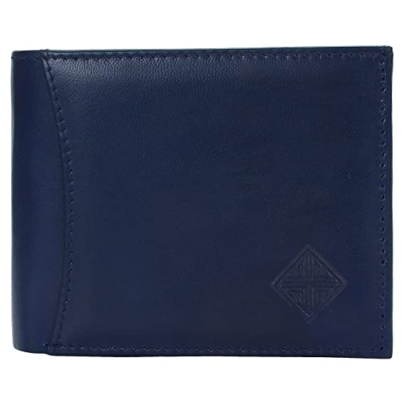 aeae51af3ba0b8 Lulu Claire Leather Men's Wallet (MENW10): Amazon.in: Clothing & Accessories