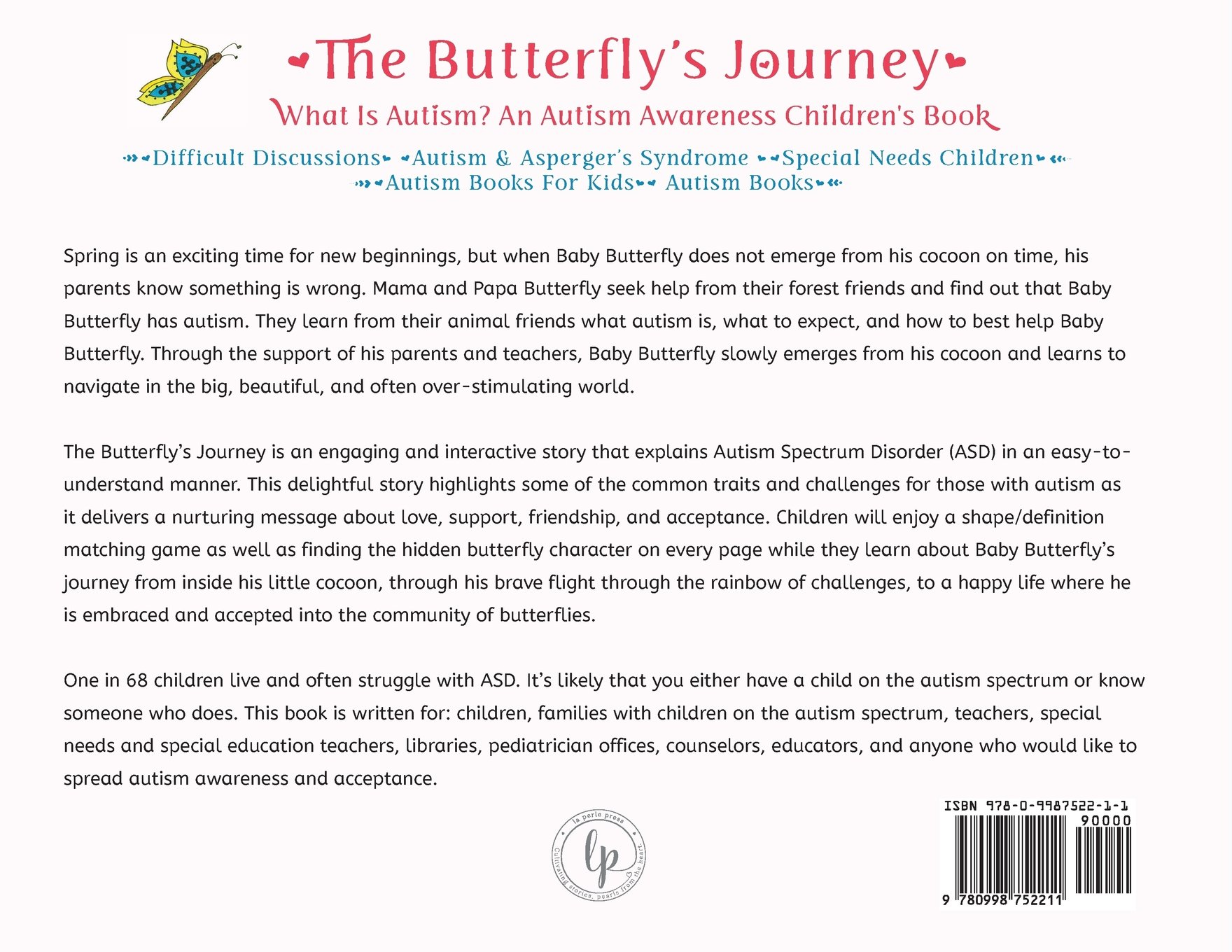 The Butterfly s Journey What Is Autism an Autism Awareness