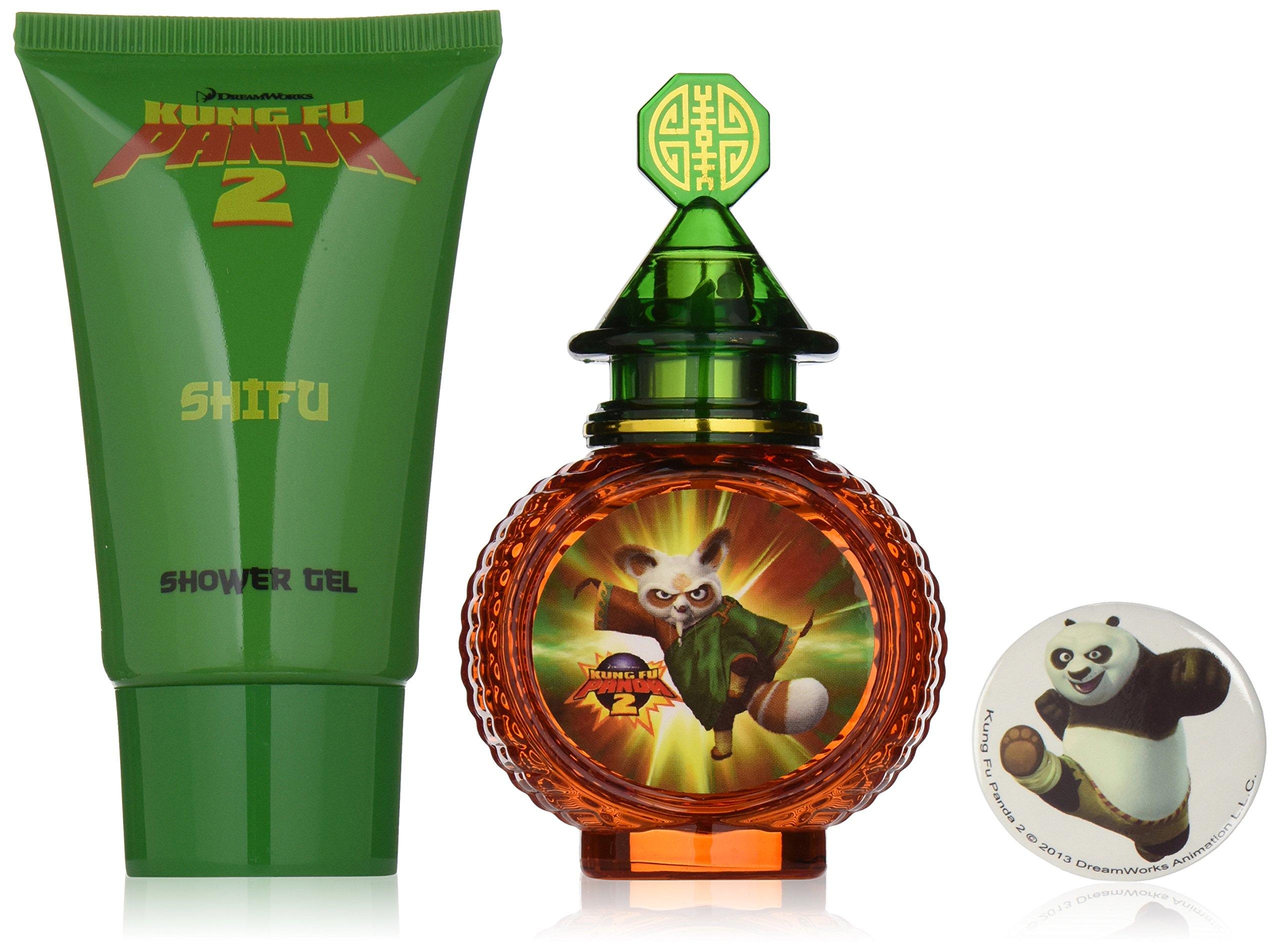 First American Brands Kun Fu Panda Shifu Perfume for Children, 1.7 Ounce