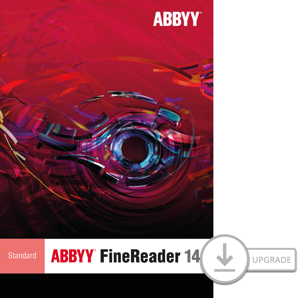 ABBYY FineReader 14 Standard Upgrade for PC [Download] by Abbyy USA