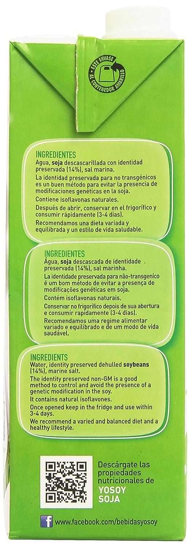 Leche de soja propiedades nutricionales