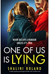 One of Us Is Lying: A totally gripping psychological thriller with a brilliant twist Kindle Edition