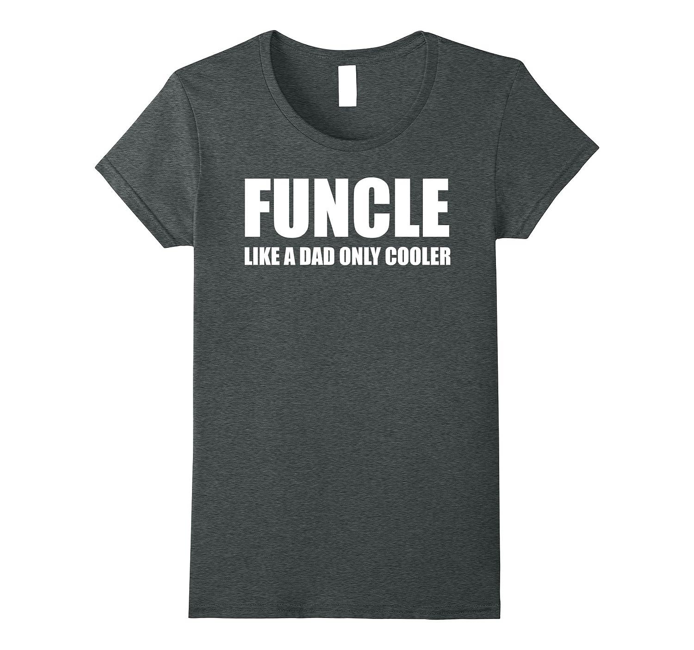 Funcle Shirt Cooler Funny Large-Awarplus