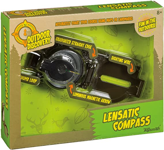 Multifunctional Teaching Compass Outdoor for Children/'s Toys and MiliY WD