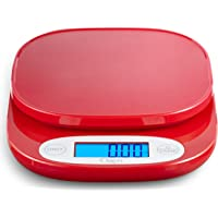 Ozeri ZK420 Garden and Kitchen Scale (Red)