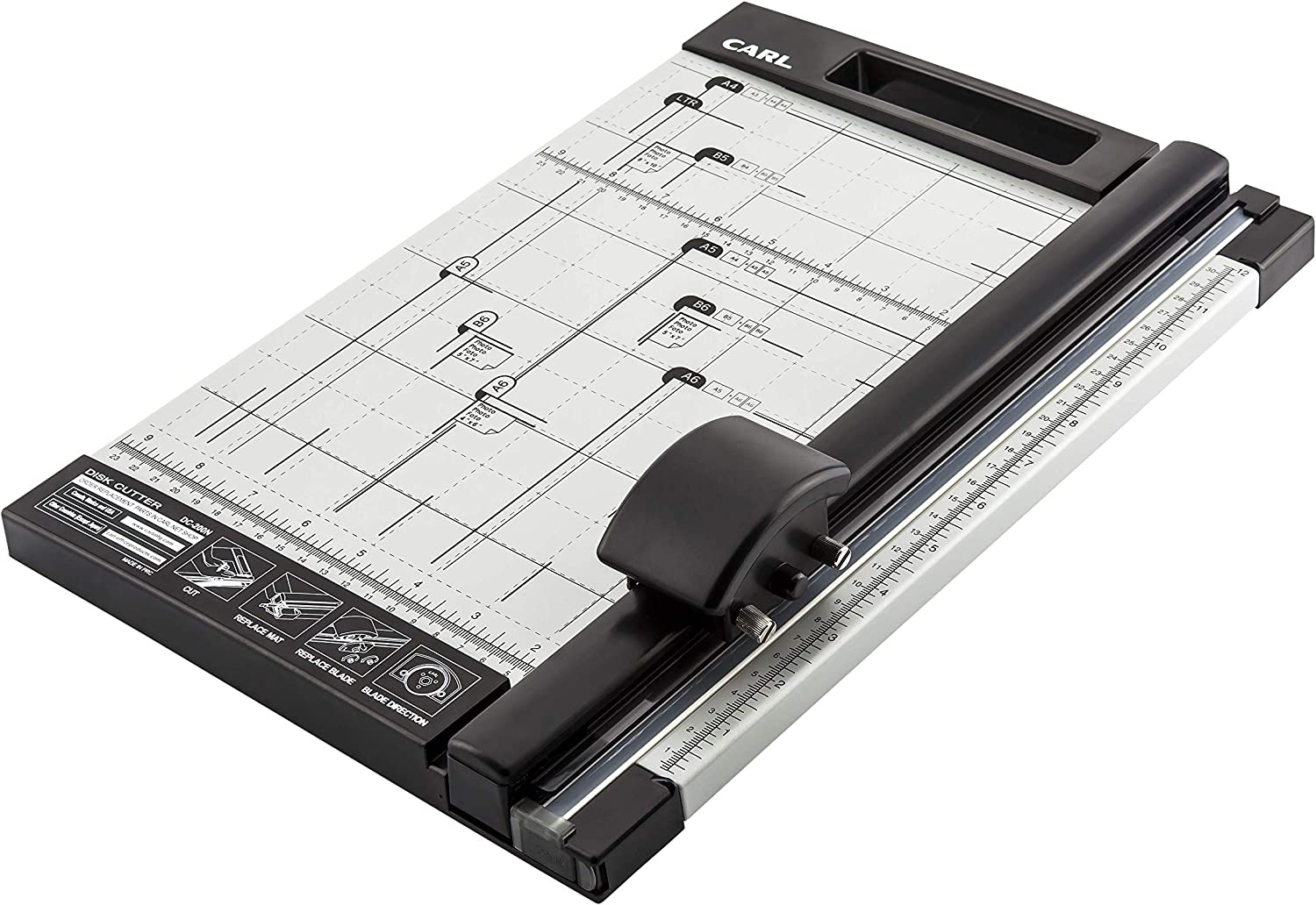 CARL 12 inch Rotary Paper Trimmer