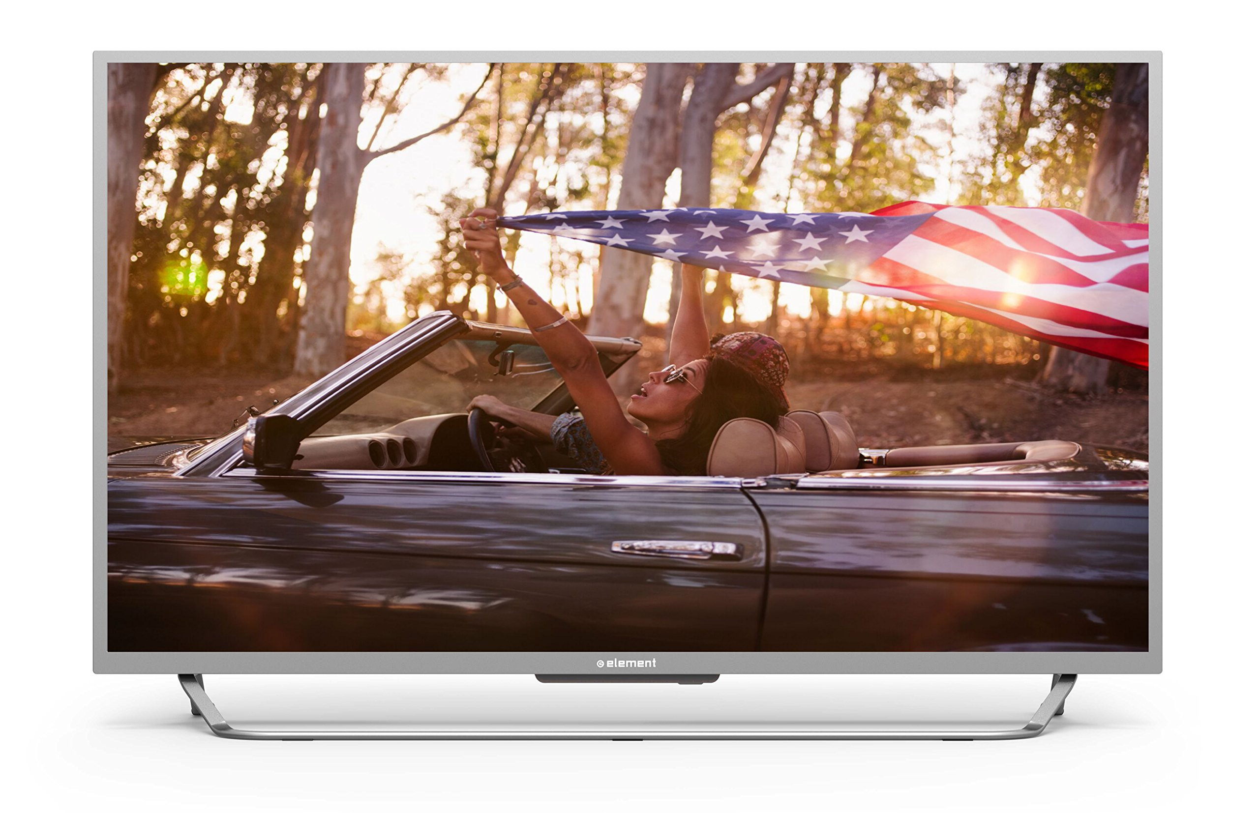 Element ELFW5017R 50'' DLED TV (Renewed) by ELEMENT