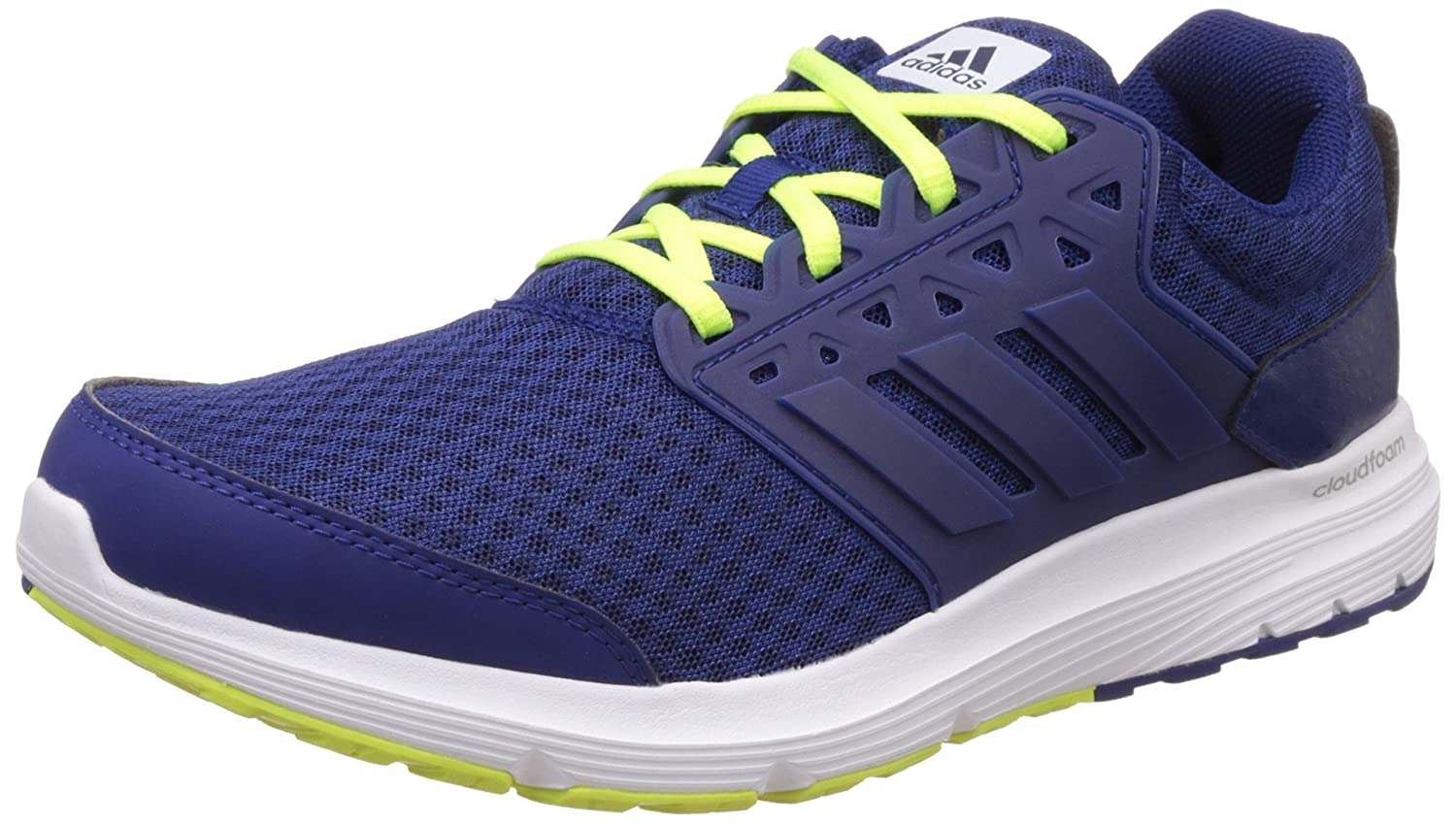 Amazon.com: Adidas - Galaxy 3 M - AQ6544 - Color: Green-Navy blue-White -  Size: 9.5: Shoes