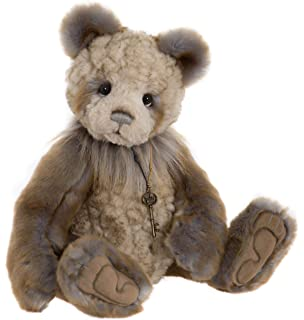 Kibibi Cb181870 Collectable Jointed Plush Teddy By Charlie Bears