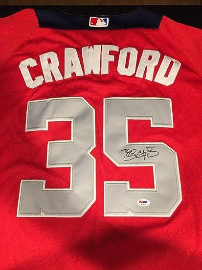 424c5b274 Brandon Crawford Autographed Signed Memorabilia 2018 Nl All-Star ...