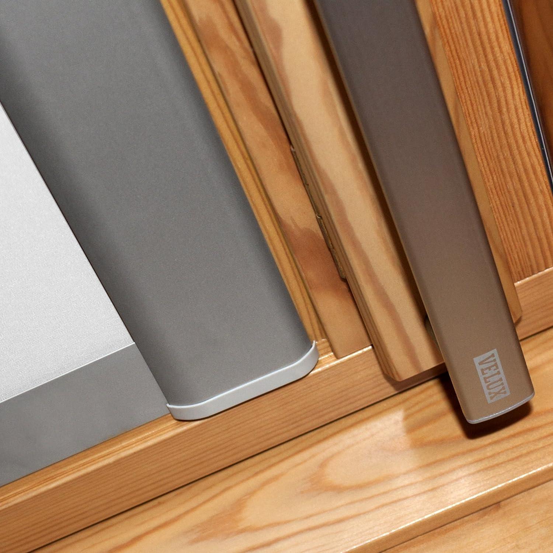 Victoria M. Dachfensterrollo passend für Velux Velux Velux Dachfenster verdunkelndes Rollo GTU S08, weiss B00G9XEECC Seitenzug- & Springrollos 4aaee6