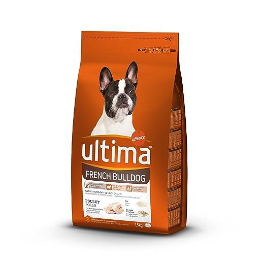 ULTIMA - Alimento Para Perros Mini Senior Bolsa 1,5 Kg: Amazon.es: Productos para mascotas