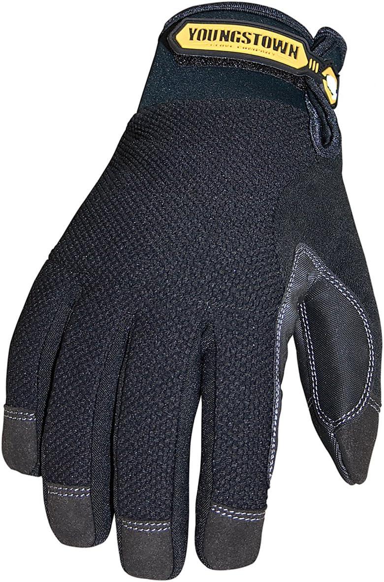 扬斯敦冬天的手套