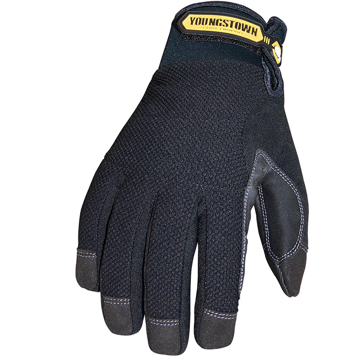 Youngstown Glove 03-3450-80-XXXL Waterproof Winter Plus Gloves, 3X-Large