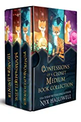 Confessions of a Closet Medium Books 1-3 Special Edition : Three Supernatural Southern Cozy Mysteries about a Reluctant Ghost Whisperer) Kindle Edition
