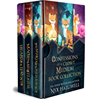 Confessions of a Closet Medium Books 1-3 Special Edition : Three Supernatural Southern Cozy Mysteries about a Reluctant…