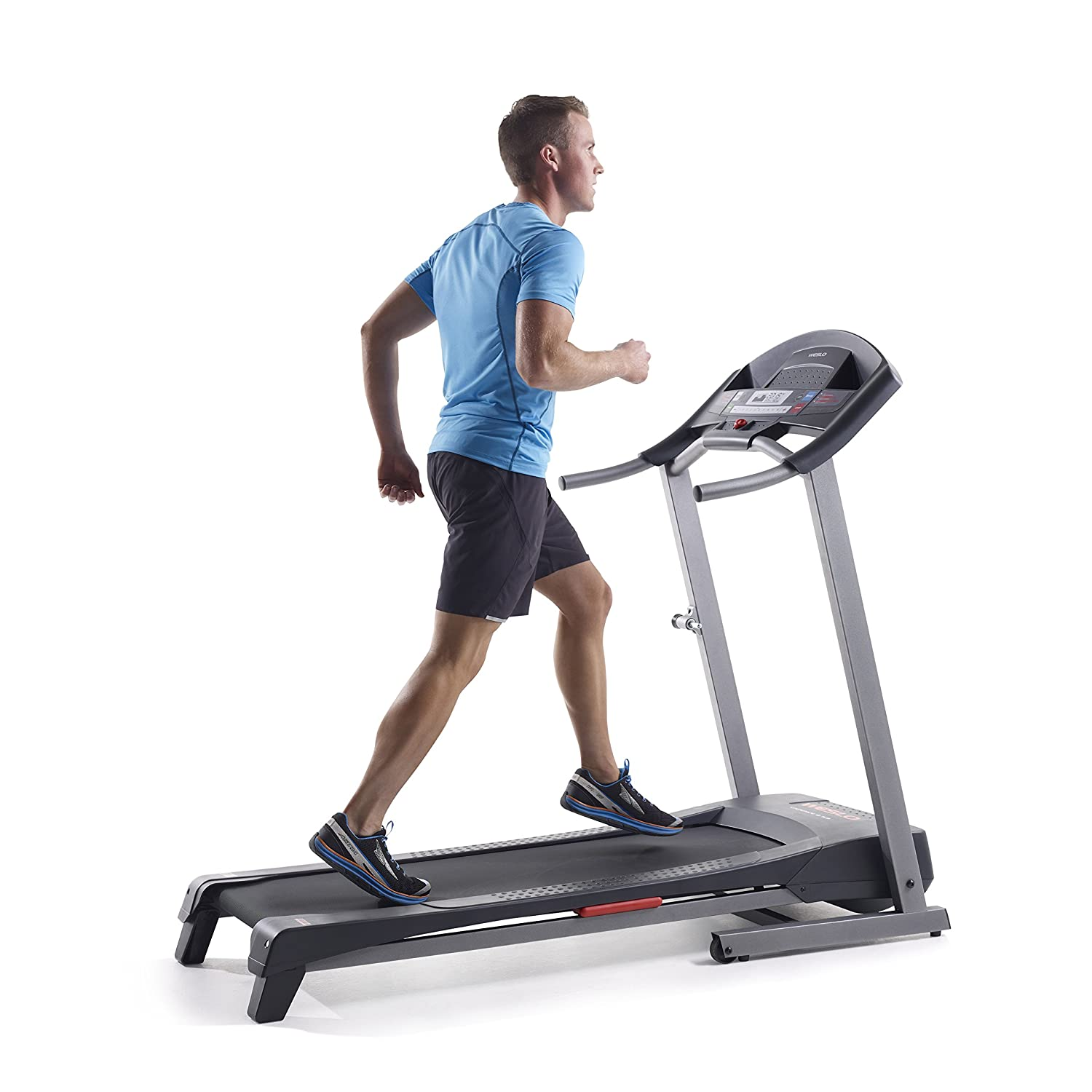 Weslo Cadence G 59i Treadmill Black See A Robot Workout Wltl29615 Sports Outdoors