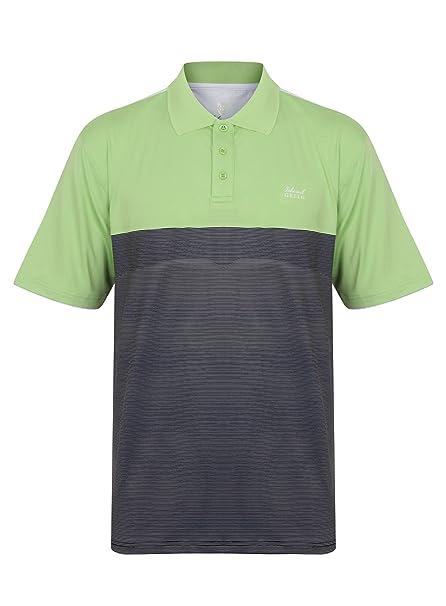 Isla Verde Camisa de igts1647 Polo para Hombre: Amazon.es: Ropa y ...