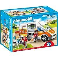 Playmobil 6685 - Krankenwagen mit Licht und Sound
