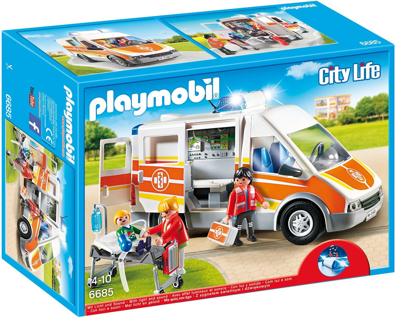 Playmobil Krankenwagen amazon