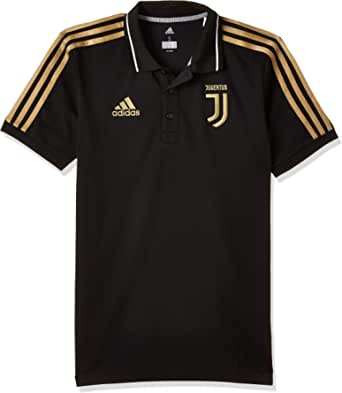 Adidas Juventus Travel Front Logo Regular Fit T-shirt for Men