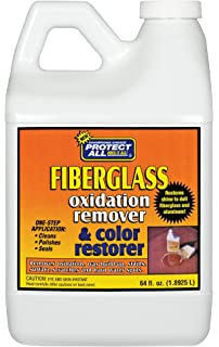 Protect All 55016 Fiberglass Oxidation Remover - 16 Oz. Bottle Модель - фото 2