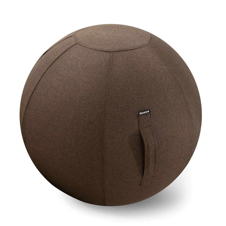 【5%OFF】 Guken ヨガボールカバー ボールチェアカバー 座ったボールチェアカバー 自宅 オフィス お手入れ簡単 オフィス 収納簡単 75CM 75CM チョコレート グレー B07GWXW6GQ チョコレート 75CM 75CM|チョコレート, ドレミドラッグ:0beb8a9b --- arianechie.dominiotemporario.com