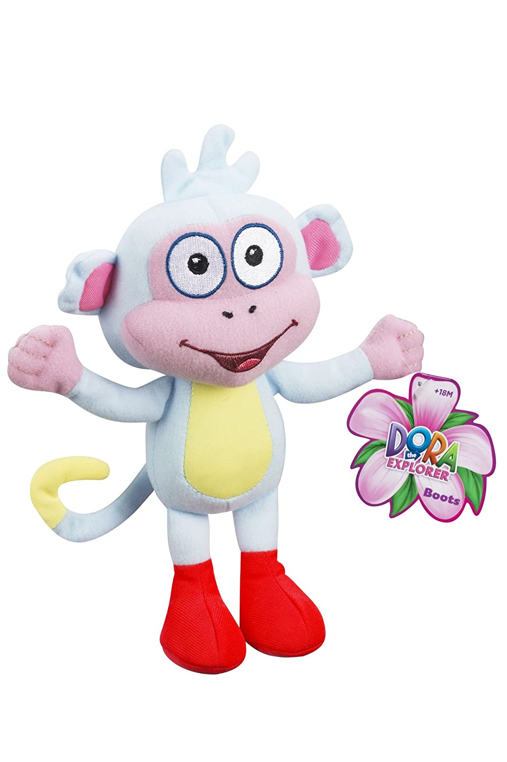 1 plush Babouche the Monkey of Dora The Explorer 20 cm Fischer Price